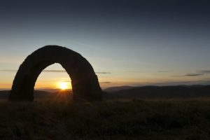 Dumfries and Galloway Striding Arches