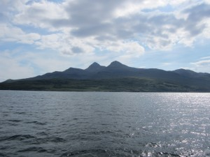 The peaks of Askival proved too much on this visit.