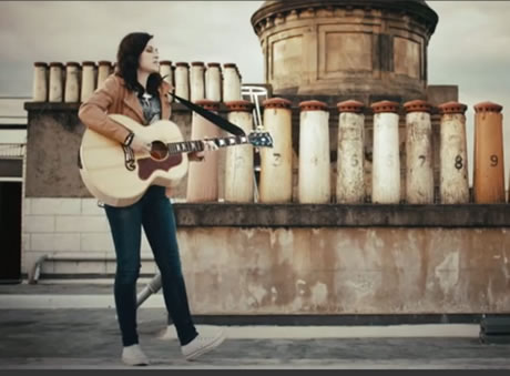 Amy Macdonald What I Love About Glasgow Visitscotland