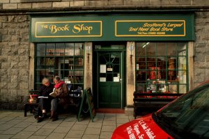 Book Shop in Wigtown, Dumfries & Galloway