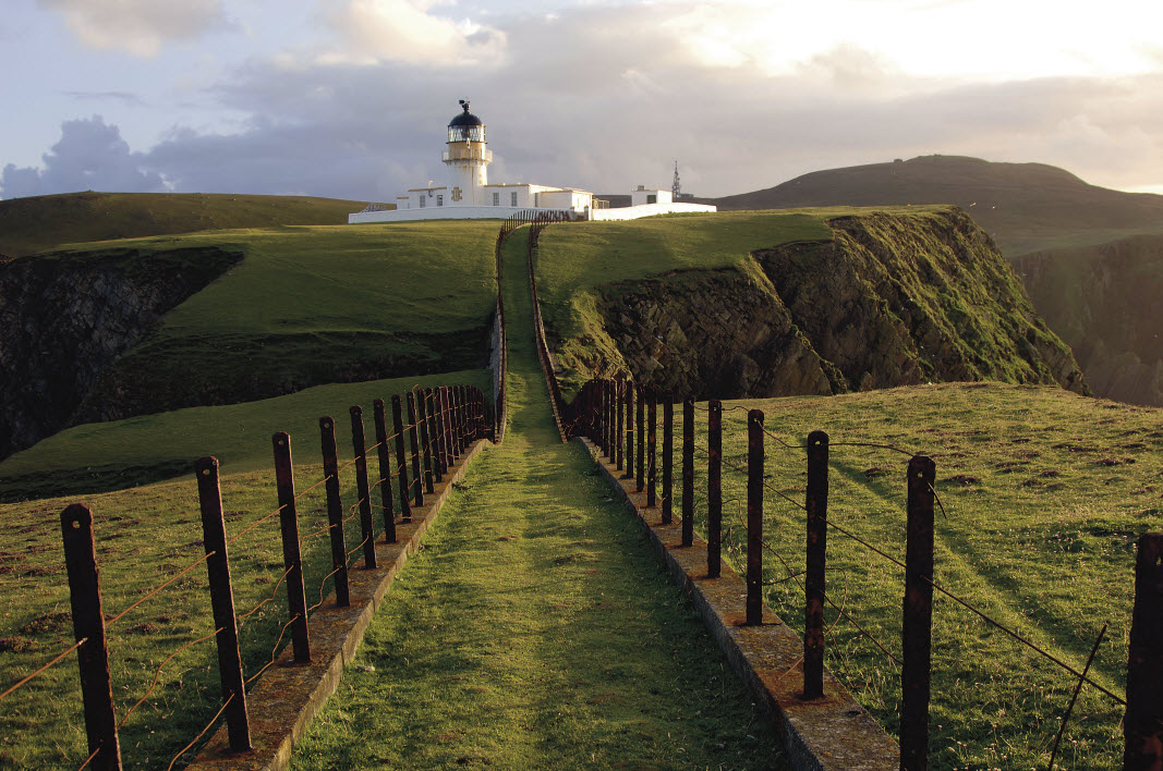 Fair Isle Named One of The Top Ten Islands To Visit | VisitScotland