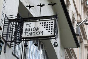 The Willow Tea Rooms, Glasgow
