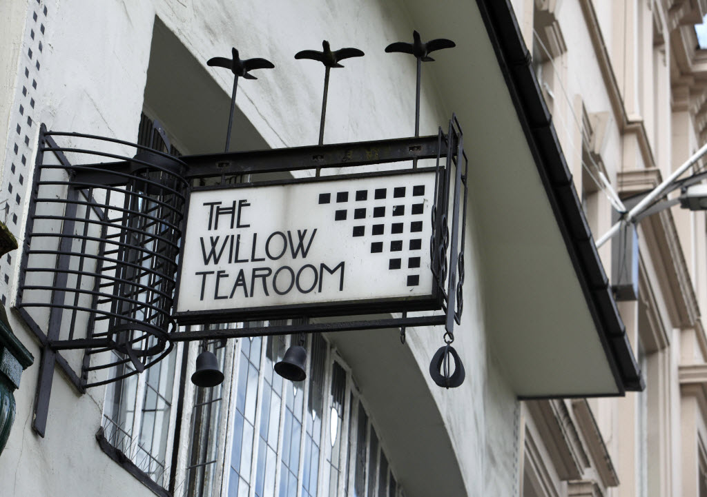 The Willow Tea Rooms, Glasgow
