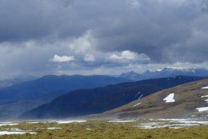 Views of Aonach Beag