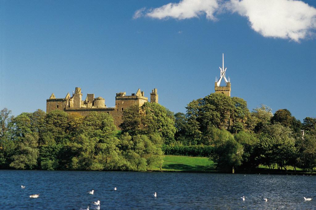 Linlithgow Palace, West Lothian