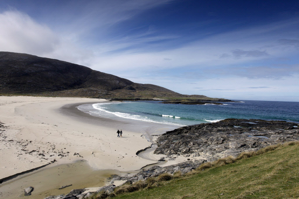 Exploring the Isle of Barra