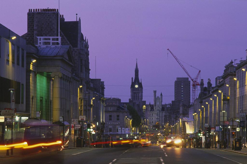 Aberdeen City Centre