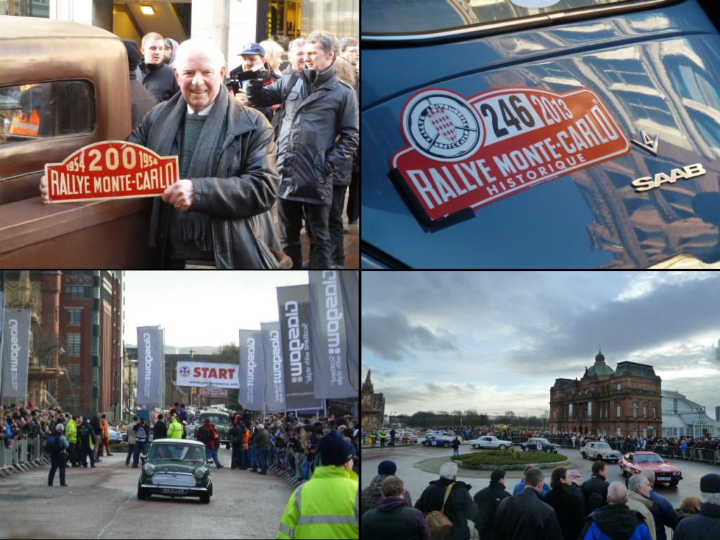 Glasgow Monte Carlo Rally 2013