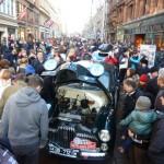 Glasgow - Monte Carlo Rally