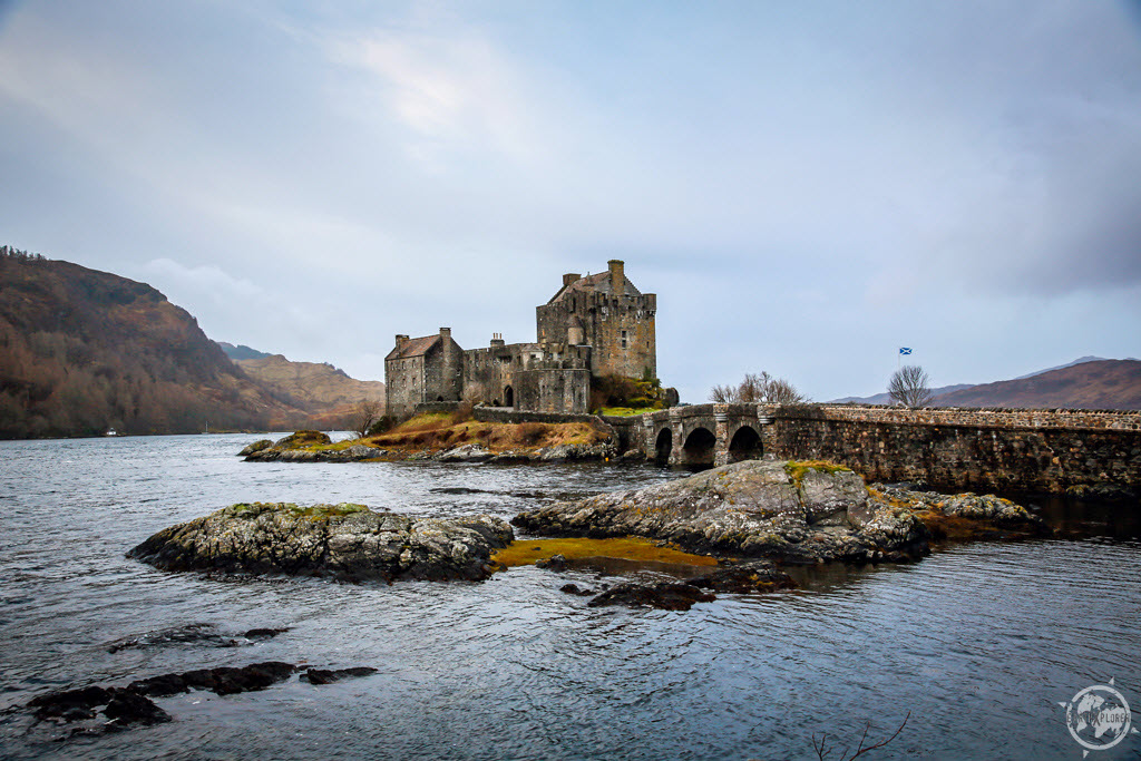 Eilean Donan Castle, Kyle Of Lochalsh, Inverness-shire