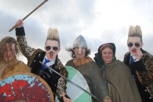 Jedward's Big Adventure to Orkney