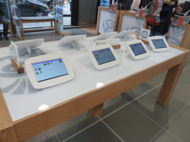 Tablet table | VisitScotland