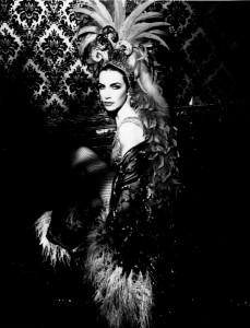 Annie Lennox, 1991 © Satoshi Saikusa