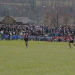 Action from the Melrose Sevens 2013