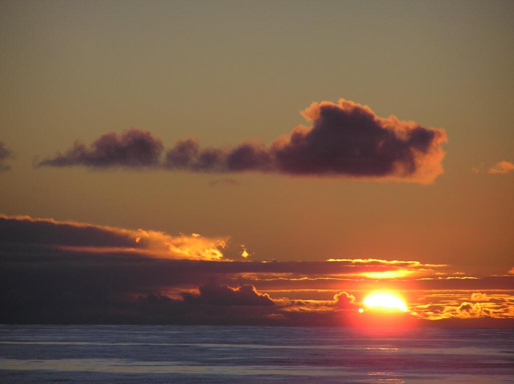 Sunrise Image Shetlandsunrise