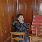 glamis castle indoors