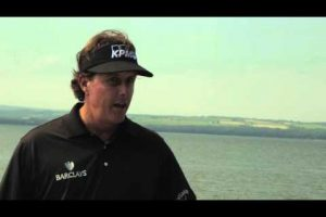 60 Seconds with Phil Mickelson