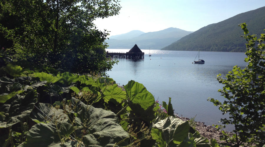 The Scottish Crannog Centre at Kenmore