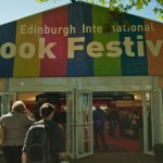 Edinburgh International Book Festival entrance
