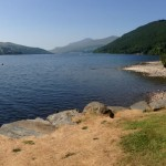 Loch Tay at Kenmore