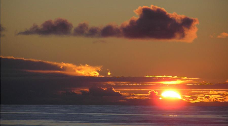 Shetland sunrise © Tom Jervis