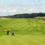 Lundin Links Golf Course in East Neuk of Fife