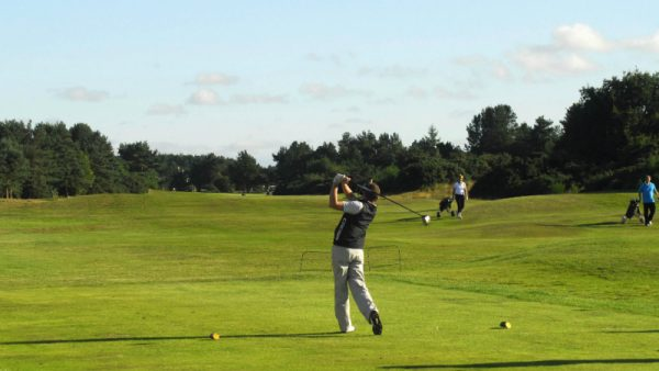 Scotscraig Golf Club  in Tayport, Fife