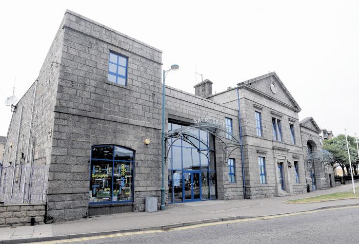 Satrosphere: Aberdeen Science Centre