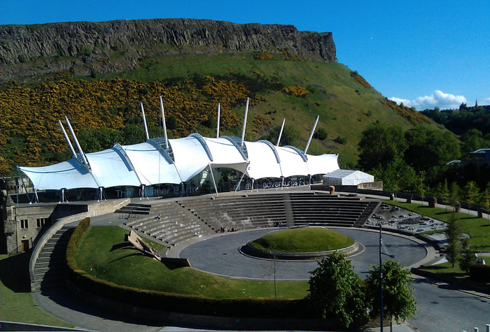 Our Dynamic Earth, Edinburgh