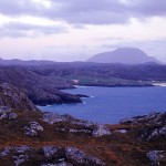 The Assynt Hills, North West Highlands