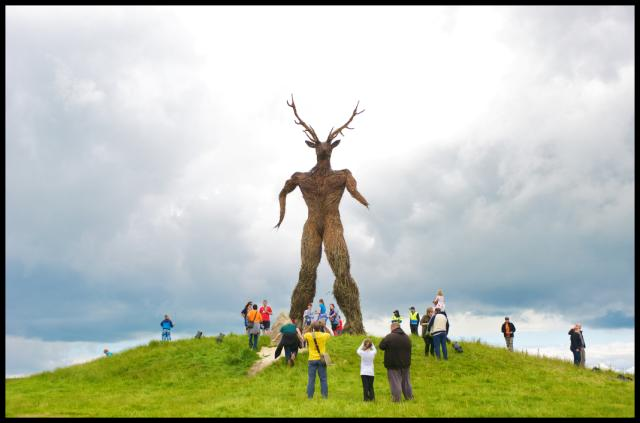 The Wickerman Festival near Dundrennan, Dumfries & Galloway