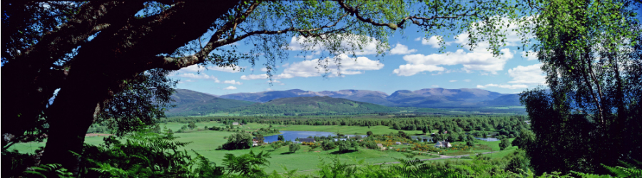 The Cairngorms National Park, Highlands