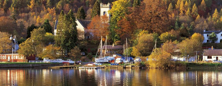Loch Tay, Kenmore