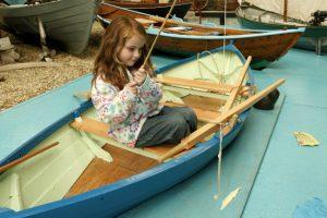 Unst Boat Haven Musuem, Shetland