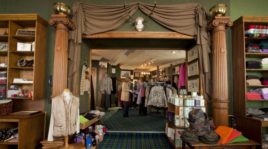 Gleneagles Knitwear in Auchterarder, Perthshire