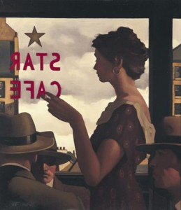Star Cafe (© Jack Vettriano)