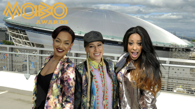 Stooshe will be tweeting their favourite MOBO moments in the run up to the 2013 awards
