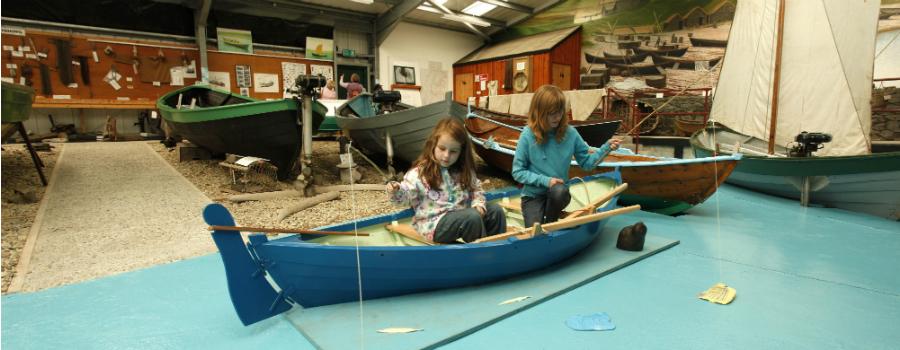 Unst Boat Haven Museum, Shetland