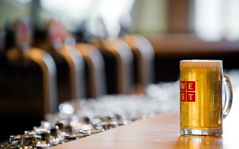 WEST Brewery, Glasgow