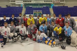 Come support the Great Britain Under 20 Squad at the Ice Hockey Federation World Championships