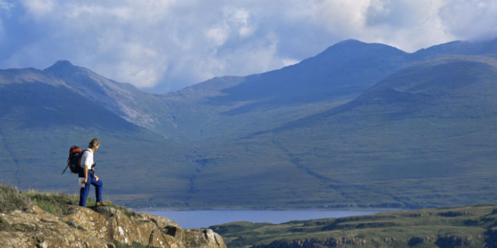 Bag your first Munro