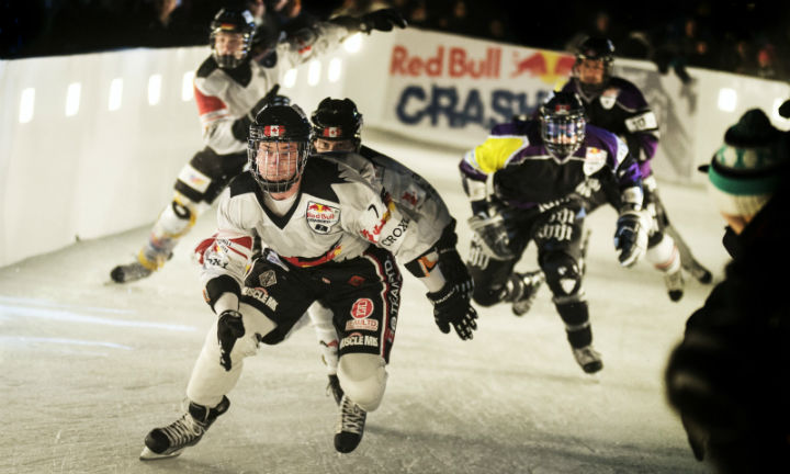 Watch skaters from around the world rise to the challenge of the exciting Red Bull Crashed Ice World Championships