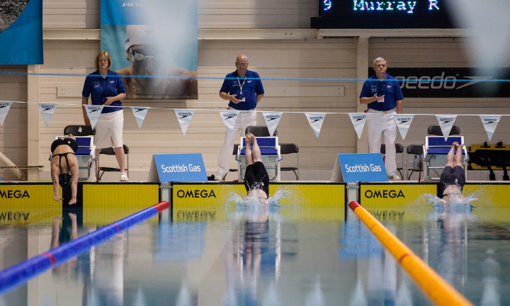 Watch the world's best swimmers compete at the third annual Duel in the Pool.