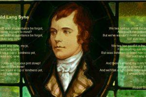 Robert Burns Auld Lang Syne