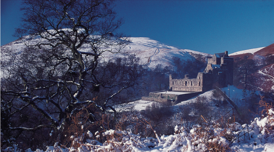 Castle Campbell, Loch Lomond, Trossachs & The Forth Valley