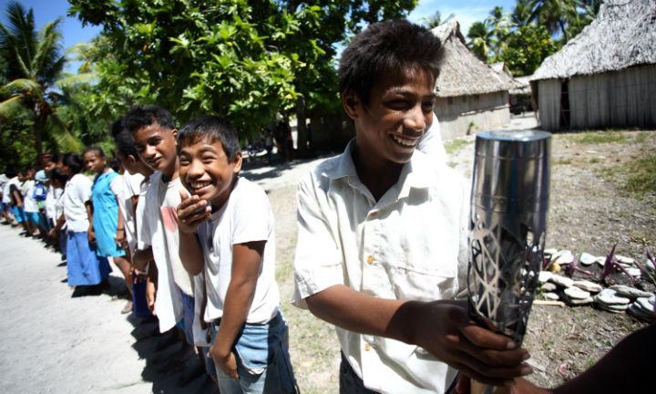 Day 57 in Kiribati