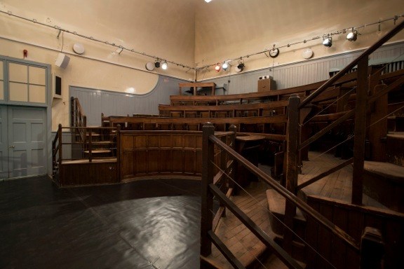 Summerhall - The Anatomy Lecture Theatre