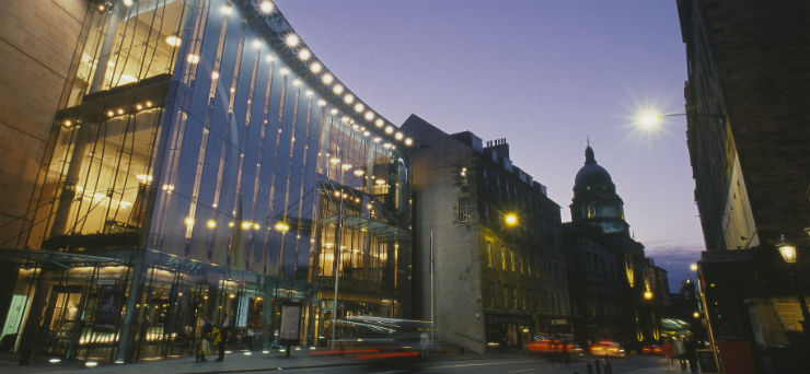 The Edinburgh Festival Theatre