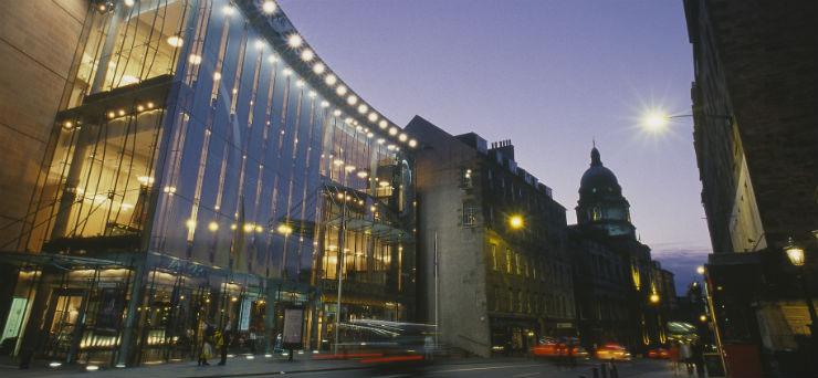 The Edinburgh Festival Theatre