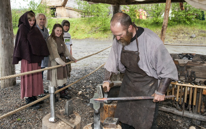 See medieval encampments brought to life at Bannockburn Live